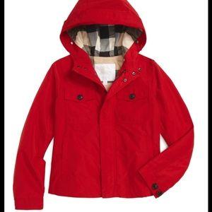 Brand new Burberry Children 14Y raincoat XXS XS
